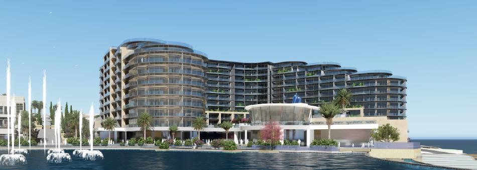 The Shoreline seeks ambitious main contractor for Malta's largest private development