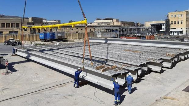 Marsa flyover project taking shape