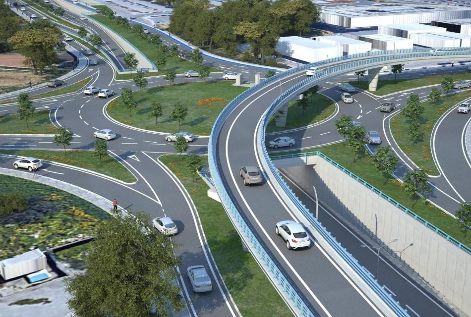 New flyover, tunnels and roundabout upgrade announced in €18m project