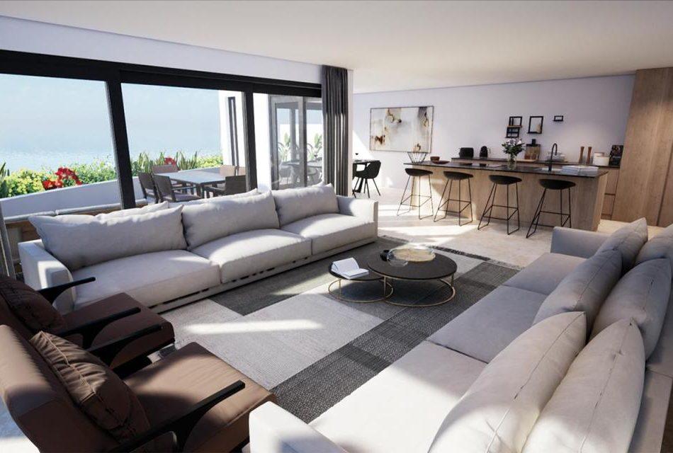 The Shoreline Show Apartment